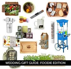 wedding gift guide wedding gift guide foodie edition brit co