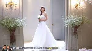wedding dress drama korea you who came from the from another episode 18
