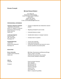 simple resume format for students pdf to jpg cv format sle pdf meltemplates
