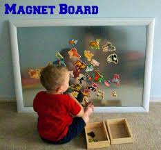 Top  Best Magnet Board Kids Ideas On Pinterest Fabric Letters - Magnetic board for kids room