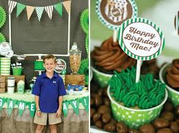 football party favors football party planning ideas supplies idea cake cupcakes