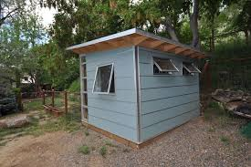 how to add a backyard shed for storage or living