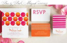 Checkerboard Bat Mitzvah Invitations Morroccan Inspired Pink And Orange Bat Mitzvah Invitation Suite