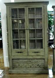 Curio Cabinet With Glass Doors Curio Cabinets With Glass Doors China Cabinet With Glass Door