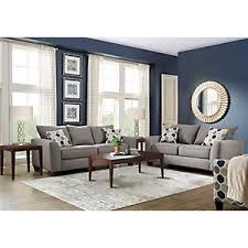 Bonita Springs Gray  Pc Living Room Living Room Sets Gray - Living room set