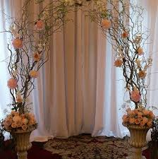 Wedding Arches Inside 202 Best Diy Wedding Arches Images On Pinterest Marriage