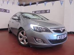 used vauxhall astra estate 1 7 cdti ecoflex 16v sri 5dr in