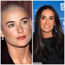 50 year old makeover demi moore plastic surgery reports herinterest com