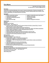 Babysitting Resume 6 Sample Resume For Babysitter Azzurra Castle Grenada