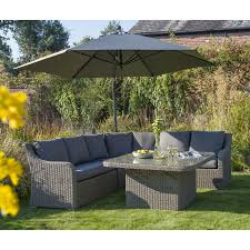 Rattan Patio Furniture Sets Kettler Madrid Corner Set Rattan Outdoor Furniture Flowerland