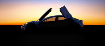Fisker Previews New Model With U0027butterfly Doors U0027 Photos 1 Of 3