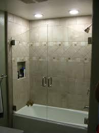 bathtub glass enclosures 93 bathroom style on glass tub enclosures