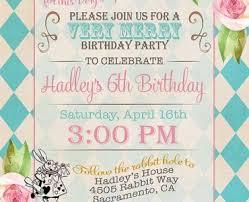 invitation birthday party gallery invitation design ideas
