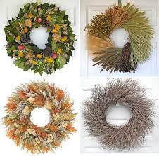fall wreaths u2013 to diy or buy flax u0026 twine