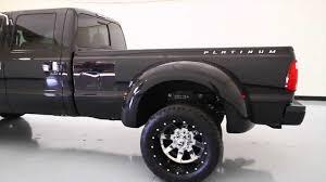 Ford F350 Diesel Trucks - 2013 ford super duty f 350 platinum custom lifted truck