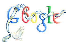 israel google the rabbi with a blog rabbi jason miller google doodle for israel