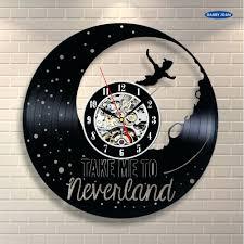 wall ideas wall art clock doodle deco wall clock artwork diy