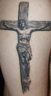 Jesus Cross Tattoos On - 30 holy jesus tattoos