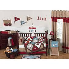 Sport Crib Bedding Sweet Jojo Designs All Sports 9 Crib Bedding Set By