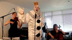 Song Swing From The Chandeliers Chandelier Postmodern Jukebox Ft Singing Sad Clown Puddles As