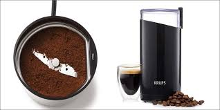 Coffee Grinder Tray These 5 Electric Grinders Will Give You Excellent Results And