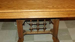 antique oak dining room chairs antique solid oak dining table with circa 1880 u0027s stick u0026 ball legs