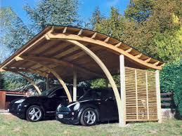 gazebo in legno per auto prezzi occasione coperture auto legno economiche box auto scontati