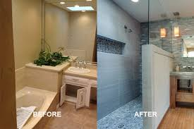 Bathroom Before And After Master Bathroom Remodel Before After Bathroom Ideas Home