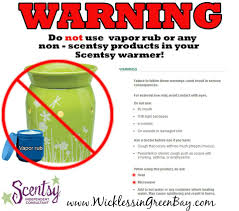 scentsy and vicks vapor rub scentsy online