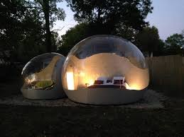 chambre hote insolite bulle suite à la cagne passer une nuit à à antonin