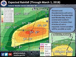 Arkansas Emergency Travel Document images 5 more arkansas counties declare severe weather emergencies 40 jpg