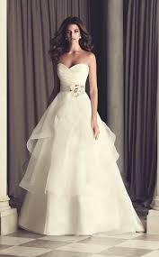 line wedding dresses kleinfeldbridal com blanca bridal gown 32831992 a line