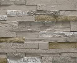 Stacked Stone Veneer Interior Foshan Reliable Supplier Of Manufactured Ledgestone Cultured