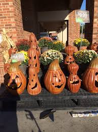 ceramic pumpkins let s go krogering the happy way to shop ceramic pumpkins for