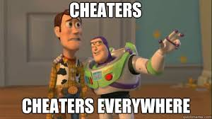 Cheater Meme - cheating killed this game battlefield forums