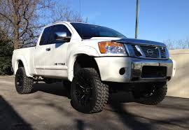 nissan frontier 6 inch lift kit lifted nissan titan 2018 2019 car release and reviews