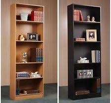 Particle Board Bookcase Particle Board Unbranded Bookcases Ebay