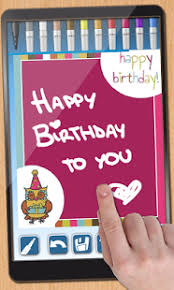 design birthday cards android apps on google play