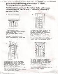 mccalls pattern 3220 roman shade valance side panel curtains