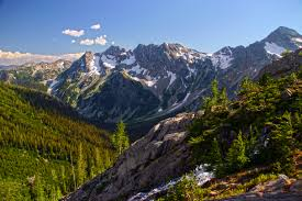 Washington mountains images Entiat mountains glacier peak wilderness washington north jpg