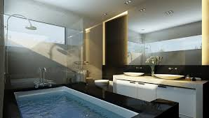 Contemporary Master Bathrooms - stunning modern master shower design modern master bathrooms bath