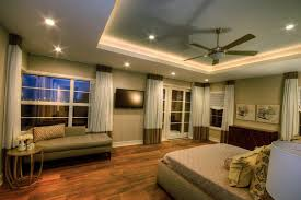 Master Bedroom Ideas Vaulted Ceiling Lamps Decorative Storage Lounge Chair Set Table Fan Artistic