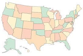 map usa color geo map united states of america map geo map usa alaska