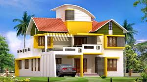 Small Contemporary House Photos Small Contemporary House In Kerala Youtube
