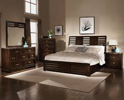 modern minimalist solid walnut bed furniture design 1 full size
