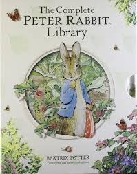 rabbit library the complete rabbit library 23 volumes beatrix potter