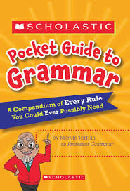 teaching grammar and parts of speech adjectives scholastic
