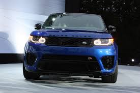 range rover sport new range rover sport svr goes for joyride gets put through its paces