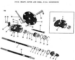 to30 1 3 8 pto shaft diagram yesterday u0027s tractors