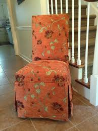 Slipcovers For Upholstered Chairs Pam Morris Sews Slipcovers